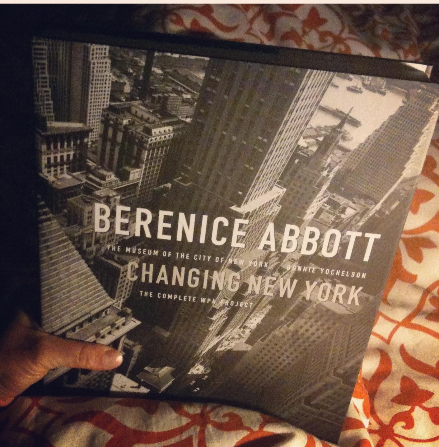 Berenice Abbott – Accidental photographer